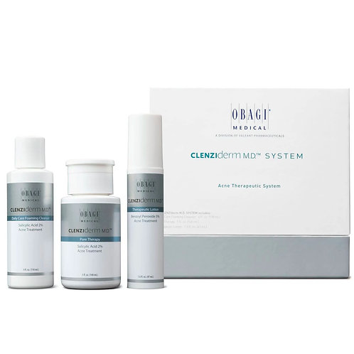 CLENZIderm M.D.® Acne Therapeutic System