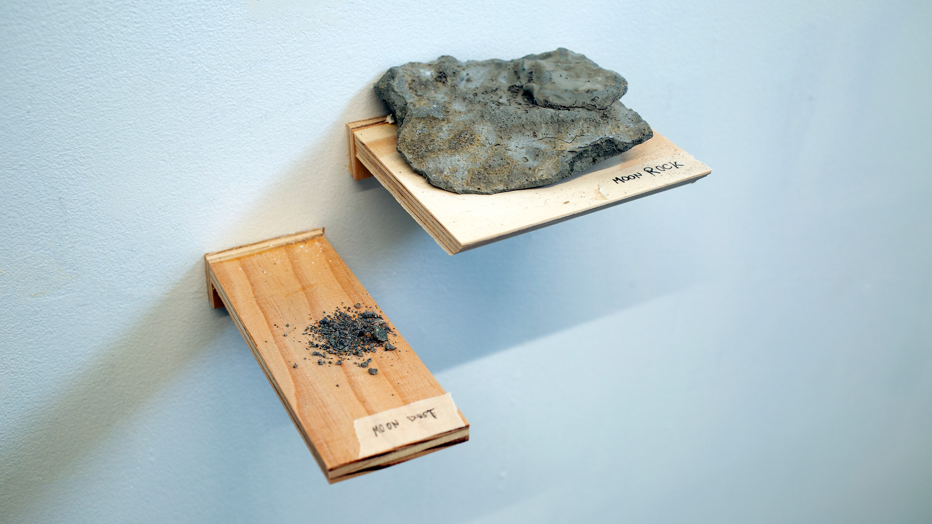 Moon Rock; Detail