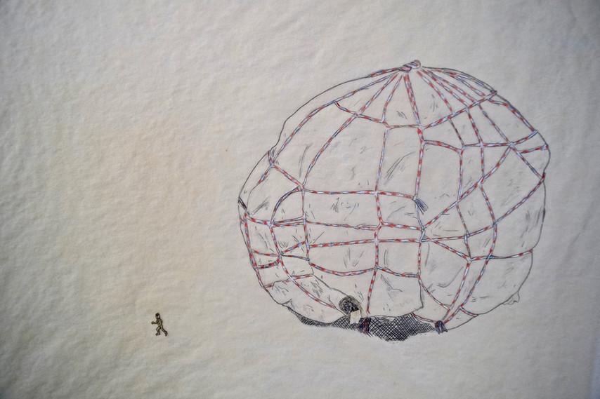 Trahs-Ball (Escape); Detail