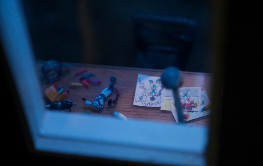 Detail; Kids Bed Room