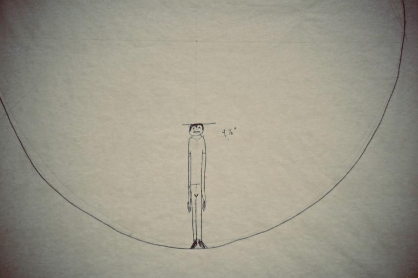 Trash-Ball (Veturvian Man); Detail