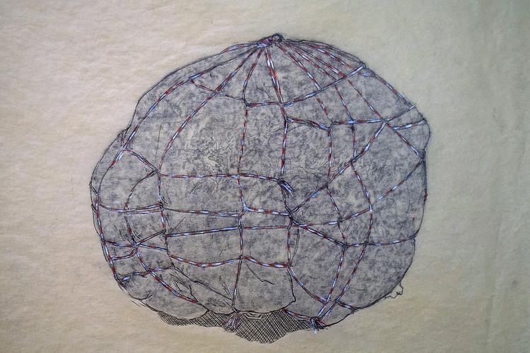 Trahs-Ball (Metamorposis); Detail