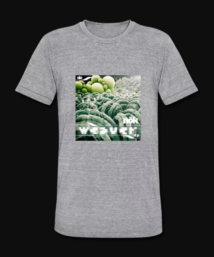 Weaver EP Tri Blend Grey