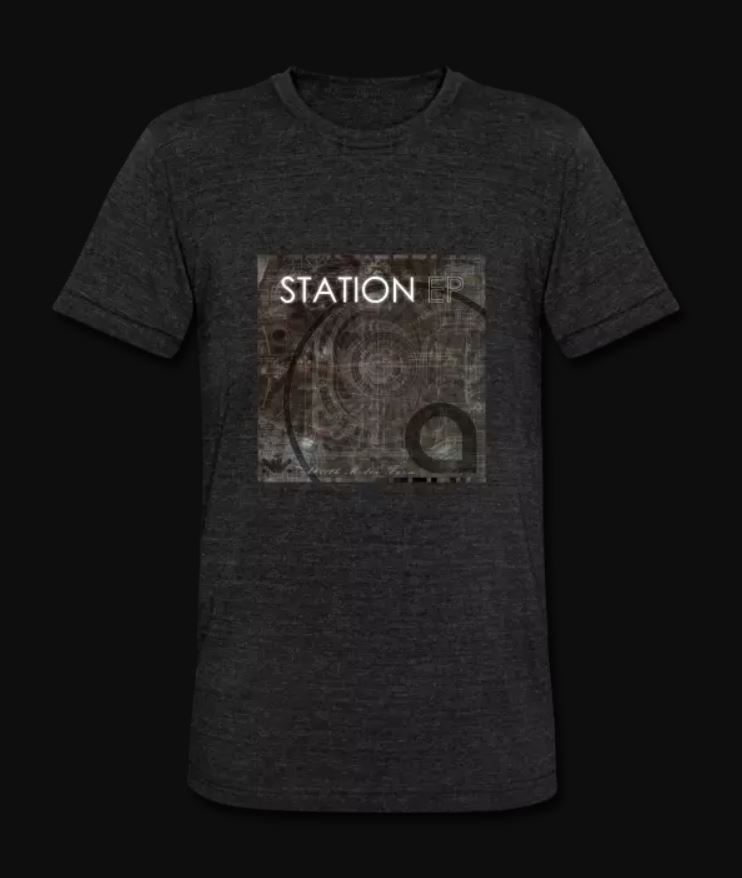 Station EP Tri Blend Black