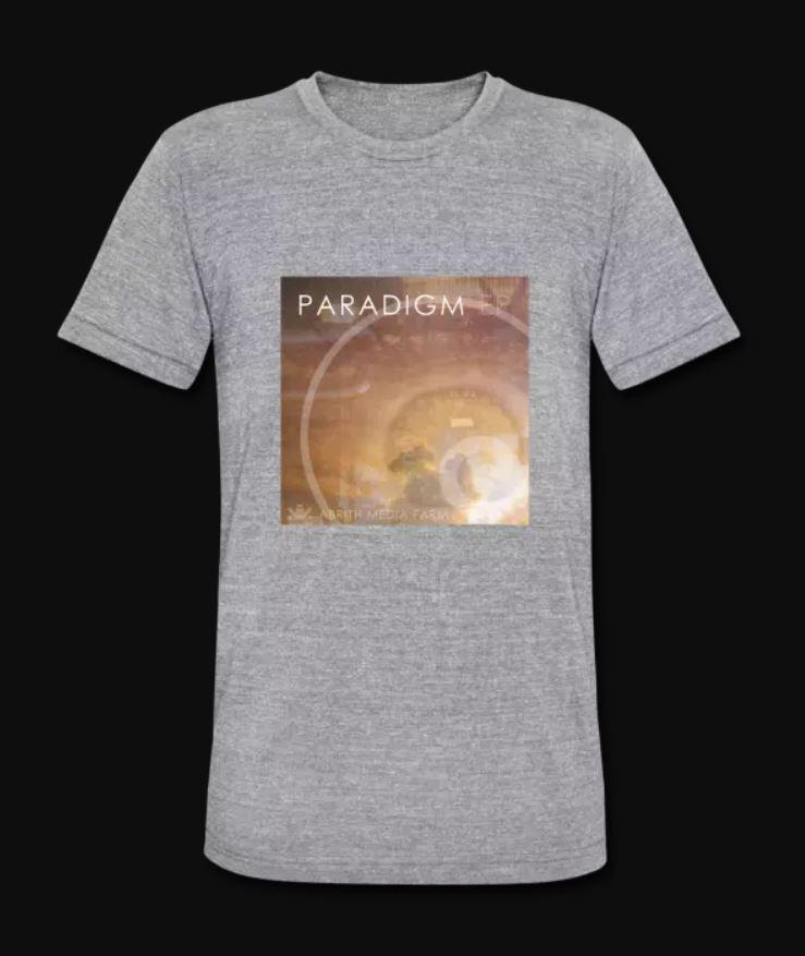 Paradigm EP Tri Blend Grey
