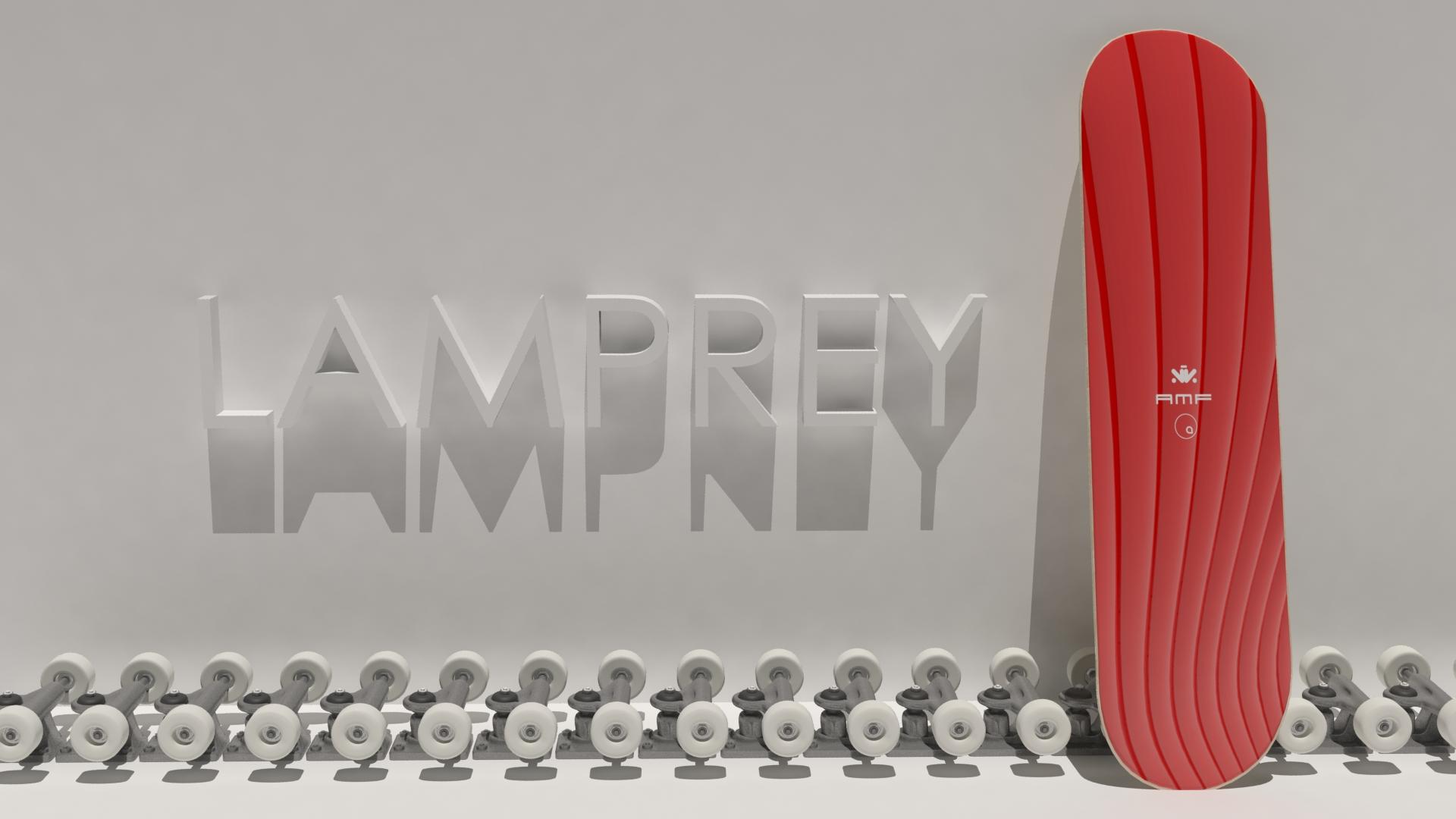 Lampray