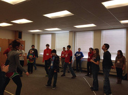 Dance Time at BSU Prism Project