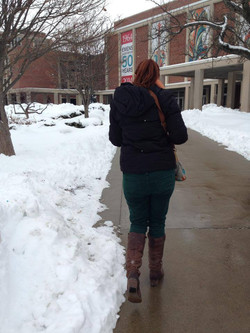 TPP Director of Show in the Snow!
