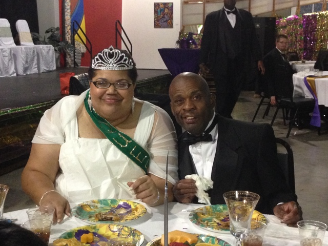 The 2014 King and Queen