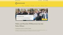 August 2009 | Homepage ist online und die Webanalyse ist eingerichtet