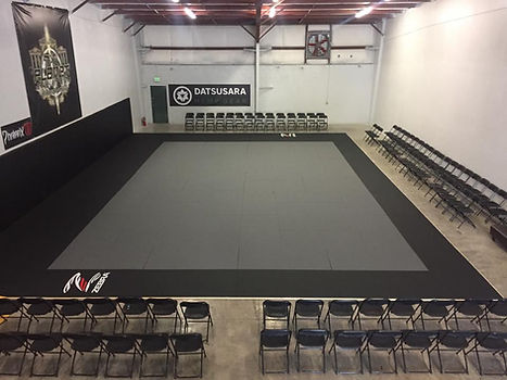 10th Planet Jiu Jitsu Jacksonville mat space 3