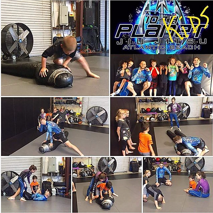 10th Planet jiu jitsu jacksonville kids