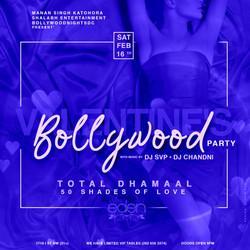 Bollywood Valentine 2019
