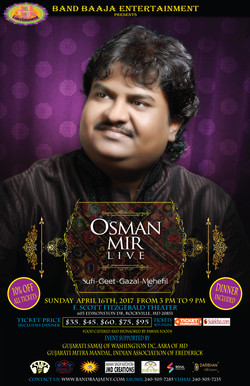Osman Mir Live
