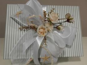 Detalle decoración caja