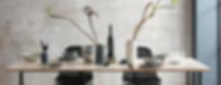 Distribuidores de prestigiosas marcas como Schott Zwiesel, Spiegelau, Nachtmann, Guy Dedrenne, Italesse, Bohemia Crystal, Cristal Sèvres, Christofle, Versace, Rosenthal, Moser, Baralee, Bernardaud, Churchill, Herend, Henriette y más.