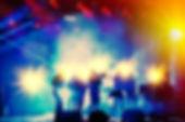 Musicisti sul palco