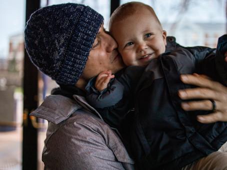 Parenthood is a Refining Fire