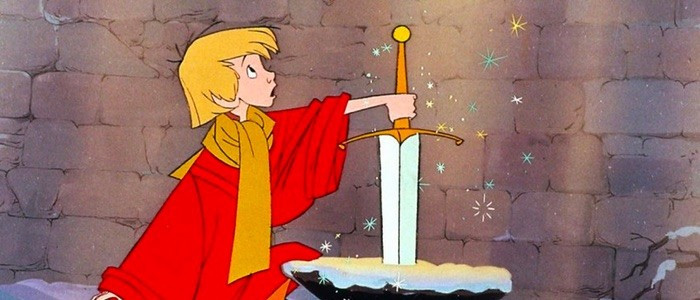 The Beauty of The Sword in the Stone