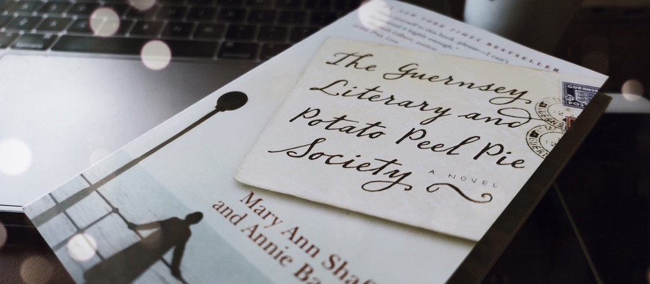 The Guernsey Literary and Potato Peel Pie Society by Mary Ann Shaffer (& Annie Barrows)