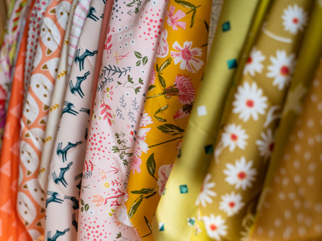 Art Gallery Fabrics Winnings :D