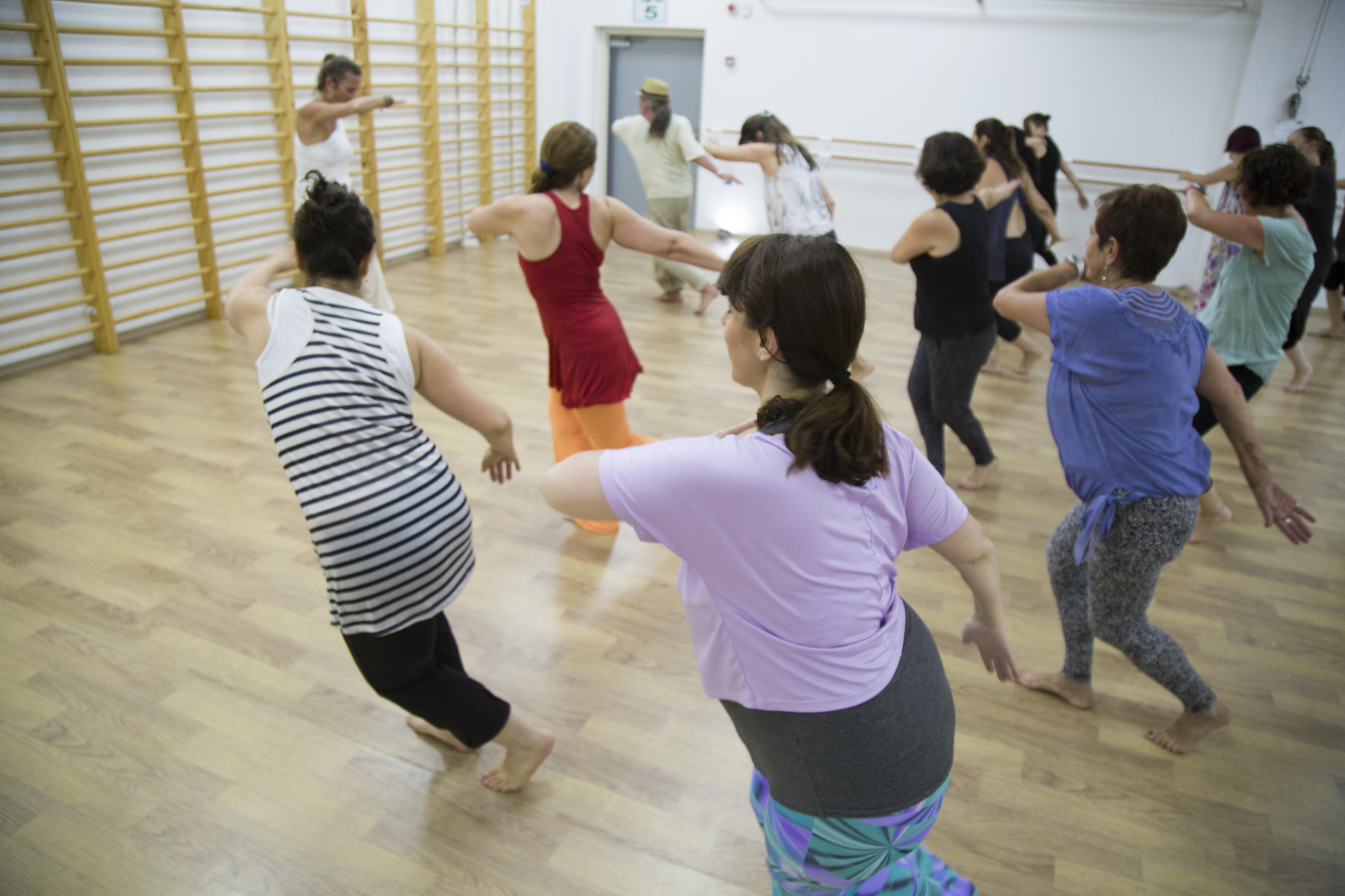 תיעוד סדנת ריקוד