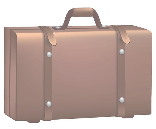 22-221891_brown-suitcase-png-clip-art-im
