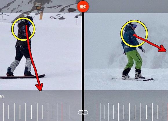 SNOWBOARD - GRUNDANALYSE