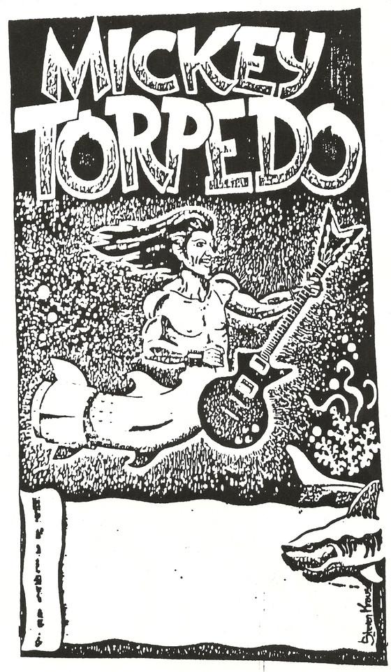 "The Origin of ""Mickey Torpedo"""