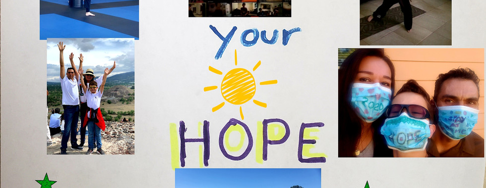 Don't Lose Your HOPE