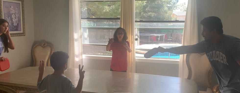 Ping Pong 6 Feet Apart