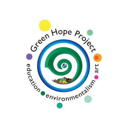 GHP Logo2 Sticker