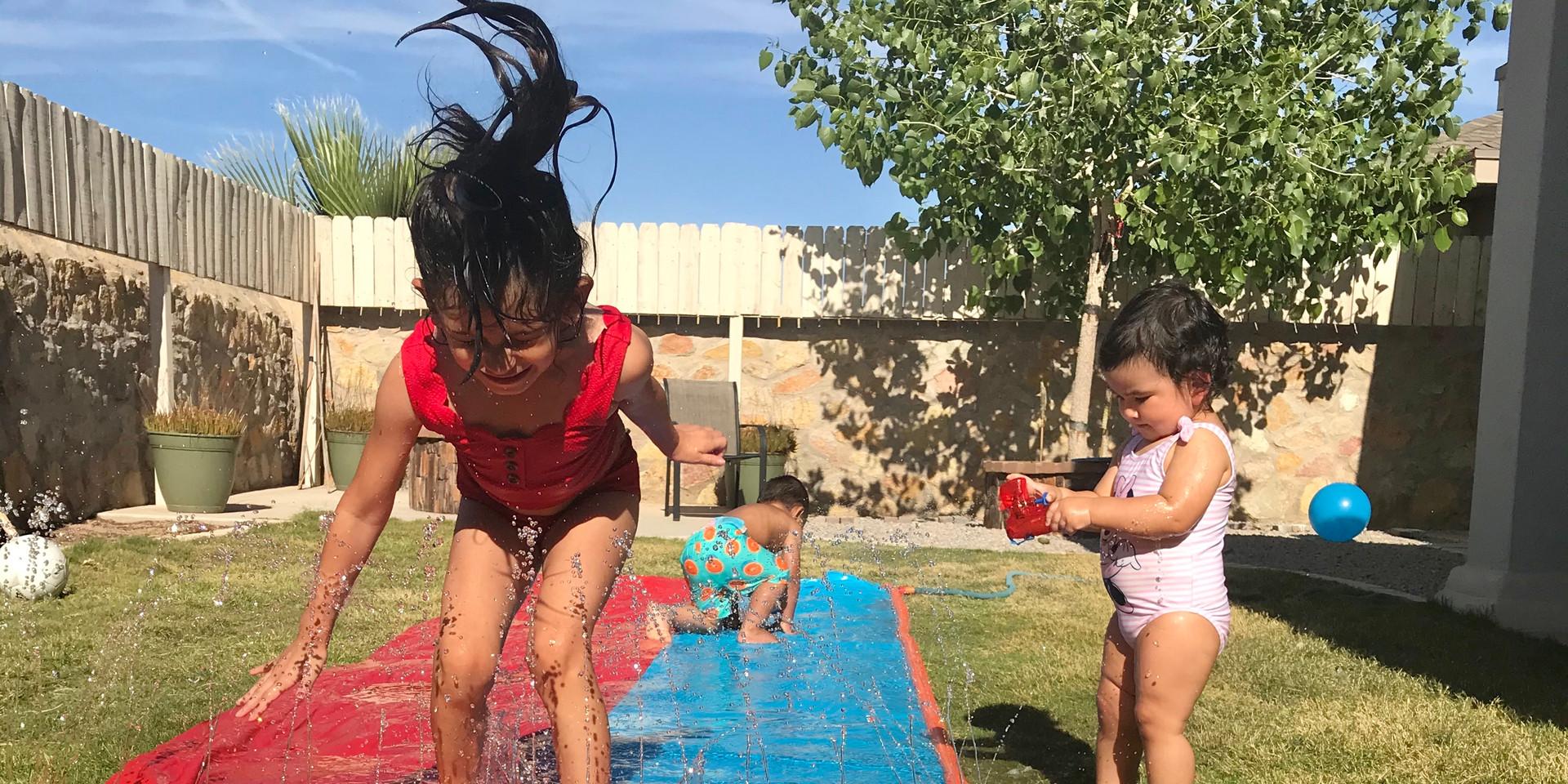Splash in a Flash
