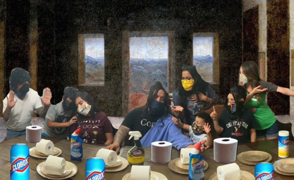 The Last COVID Supper