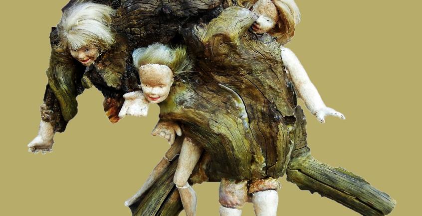 Tree Spirits - Adult 1st Place