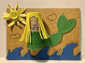 The Happy Mermaid