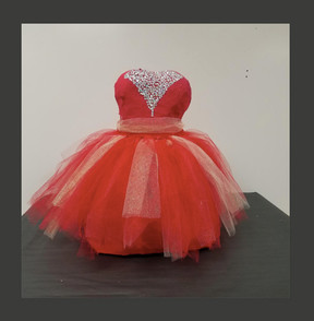 The Grand Quince Dress