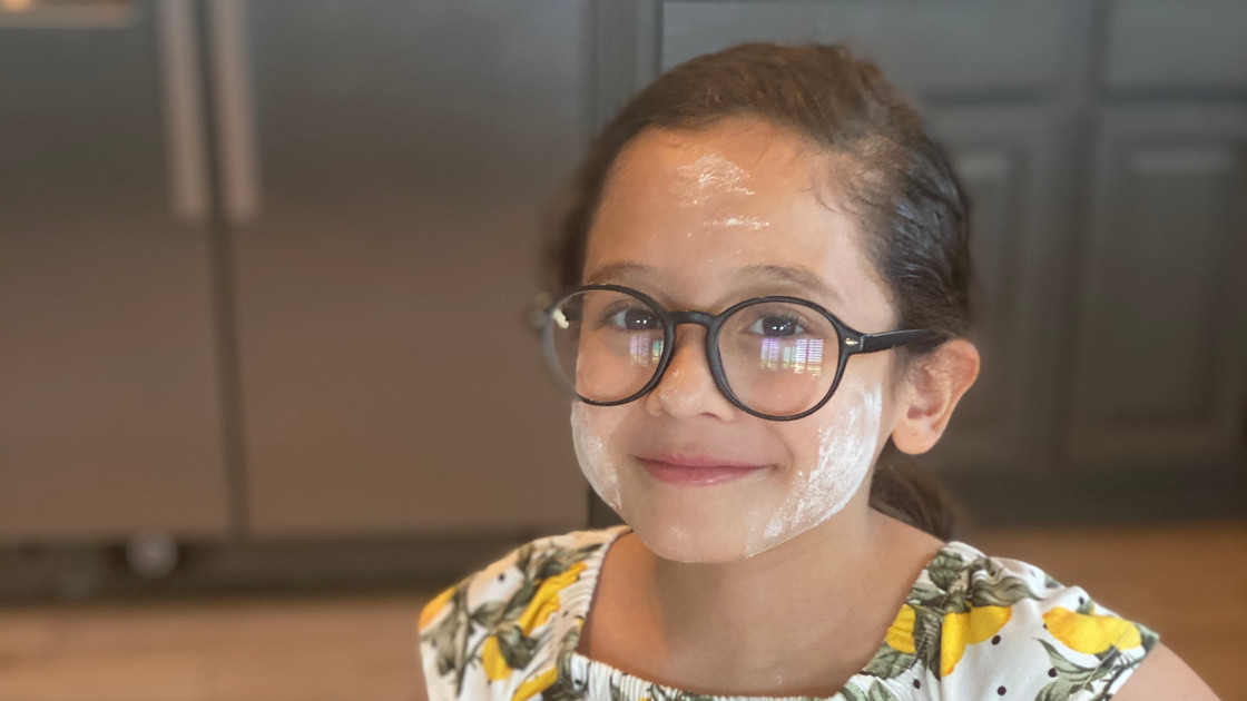 Baking With Bella - Elementary 2nd Place
