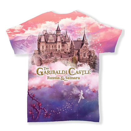 Garibaldi Castle T-Shirt Fairytale