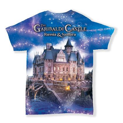 Garibaldi Castle T-Shirt Magestic
