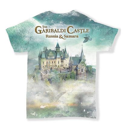 Garibaldi Castle T-Shirt Whimsical