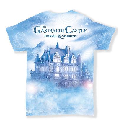 Garibaldi Castle T-Shirt Fantasy