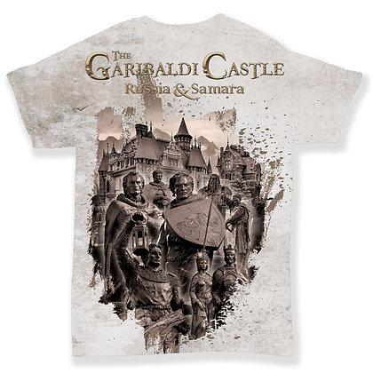 Garibaldi Castle T-Shirt Chronicles
