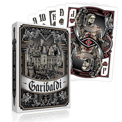 Garibaldi Castle Collectors Playing Cards I