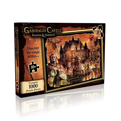 Garibaldi Castle Magical Collectors Puzzle I
