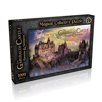Garibaldi Castle Magical Collectors Puzzle IV