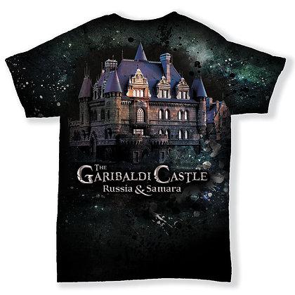 Garibaldi Castle T-Shirt Mystical