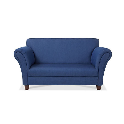 Child's Sofa - Denim