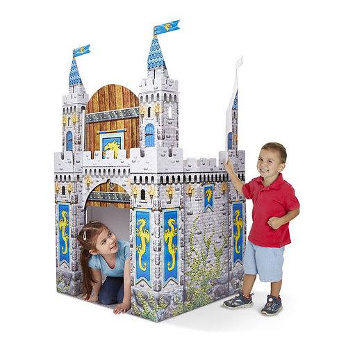 Medieval Castle Indoor Playhouse
