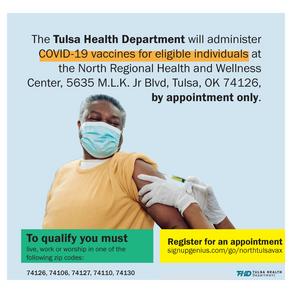North Tulsa Vaccine Clinic